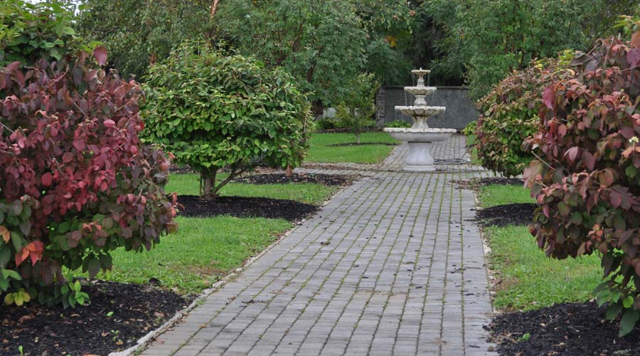 fountain paver